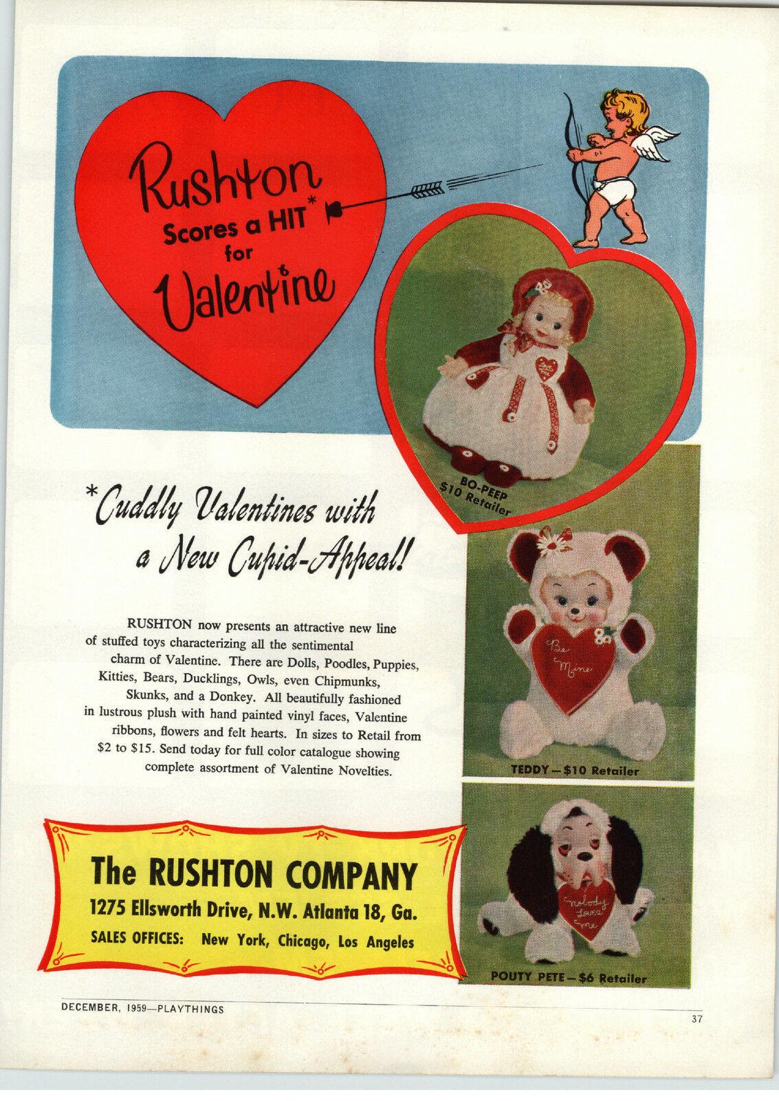 Rushton ad