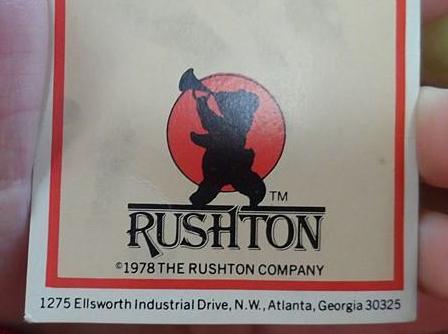 Rushton tag